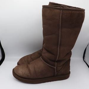 Uggs Shoes Australia Classic Tall Boots Si…
